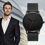 Matte Black Business Watch