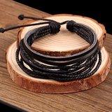 Timber Wrap Black