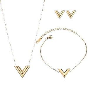 LV Jewelry Set