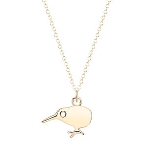 Necklace Bird Gold