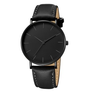 Casual Black Watch